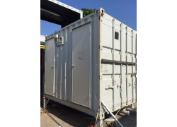 10ft Standard Container Toilet