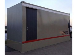 20ft VIP Container Toilet