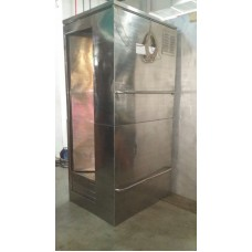 Standard Stainless Steel Toilet
